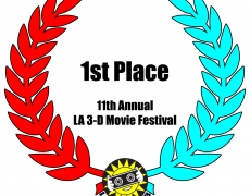 11th LA 3-D MOVIE FESTIVAL