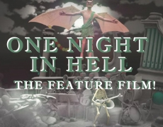ONE NIGHT IN HELL TO BECOME A FEATURE FILM!