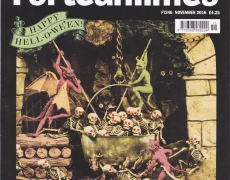One Night in Hell Featured in ForteanTimes
